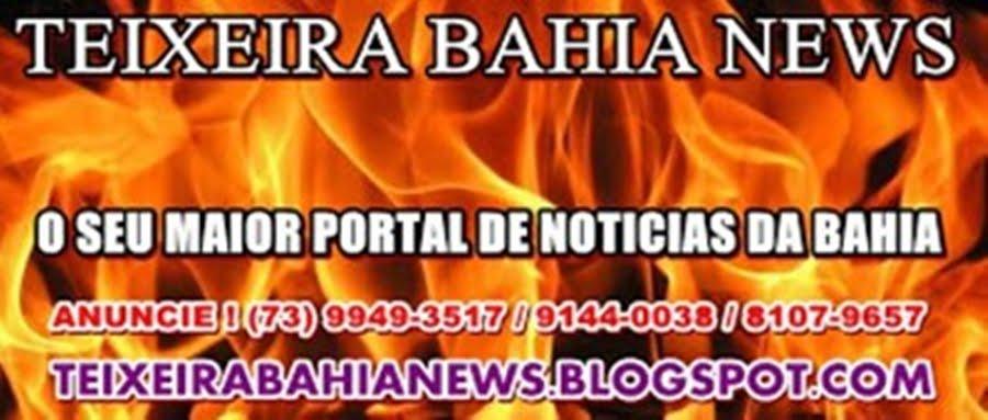 TEIXEIRA BAHIA NEWS