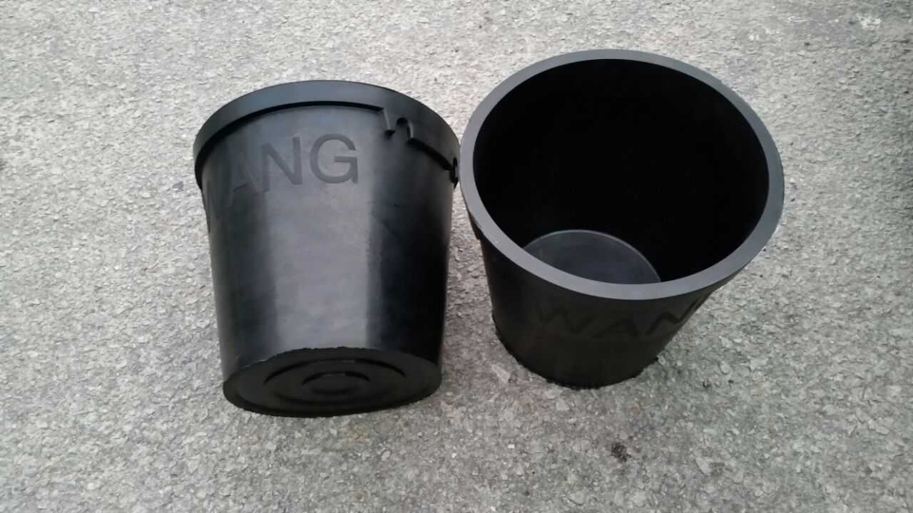 Minerals and Metals: The Iconic Rubber Tub