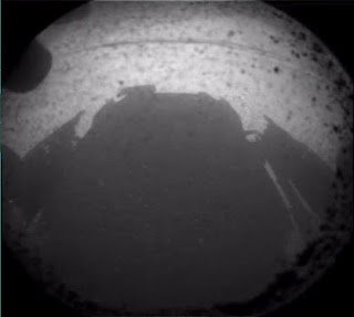 Mars rover Curiosity, foto