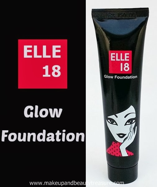 Elle 18 Glow Foundation Review