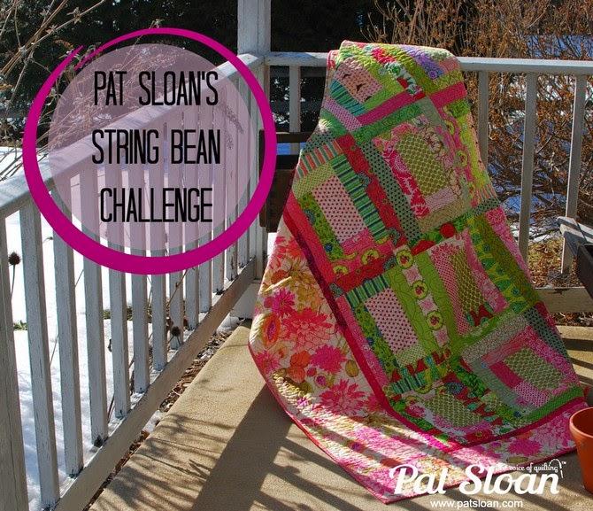 Pat Sloan String Bean Challenge!