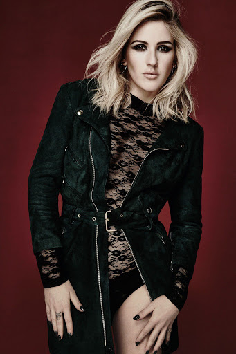 Ellie Goulding Glamour UK Magazine November 2015 Photo shoot