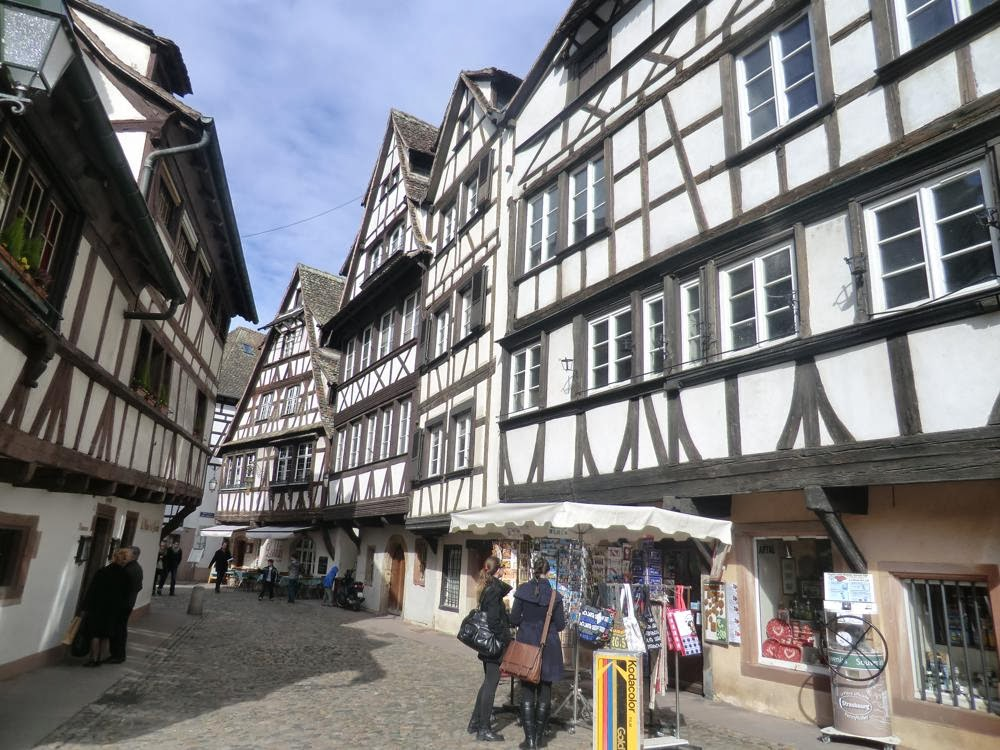 rue du Baix Aux Plante estrasburgo