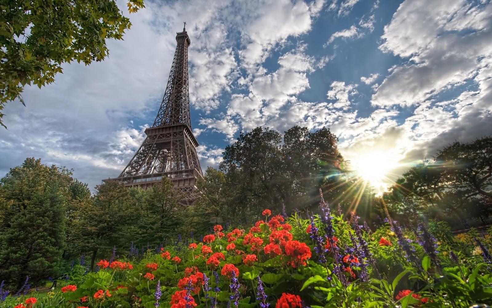 Imagenes de La Torre Eiffel Paris Francia