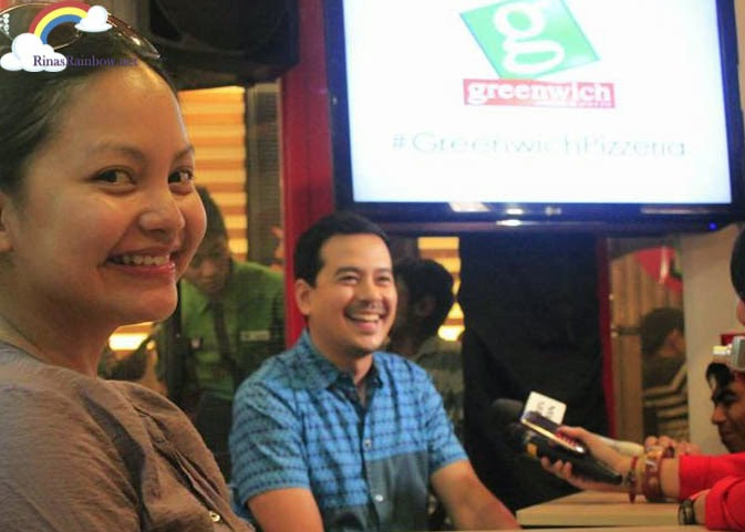with john lloyd