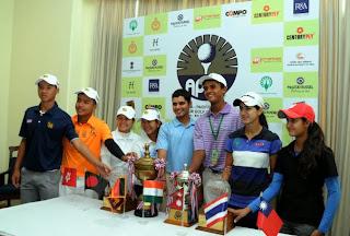Asia-Pacific Junior Golf Team