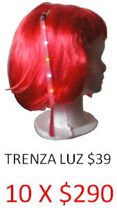 OFERTA TRENZA C/LUZ