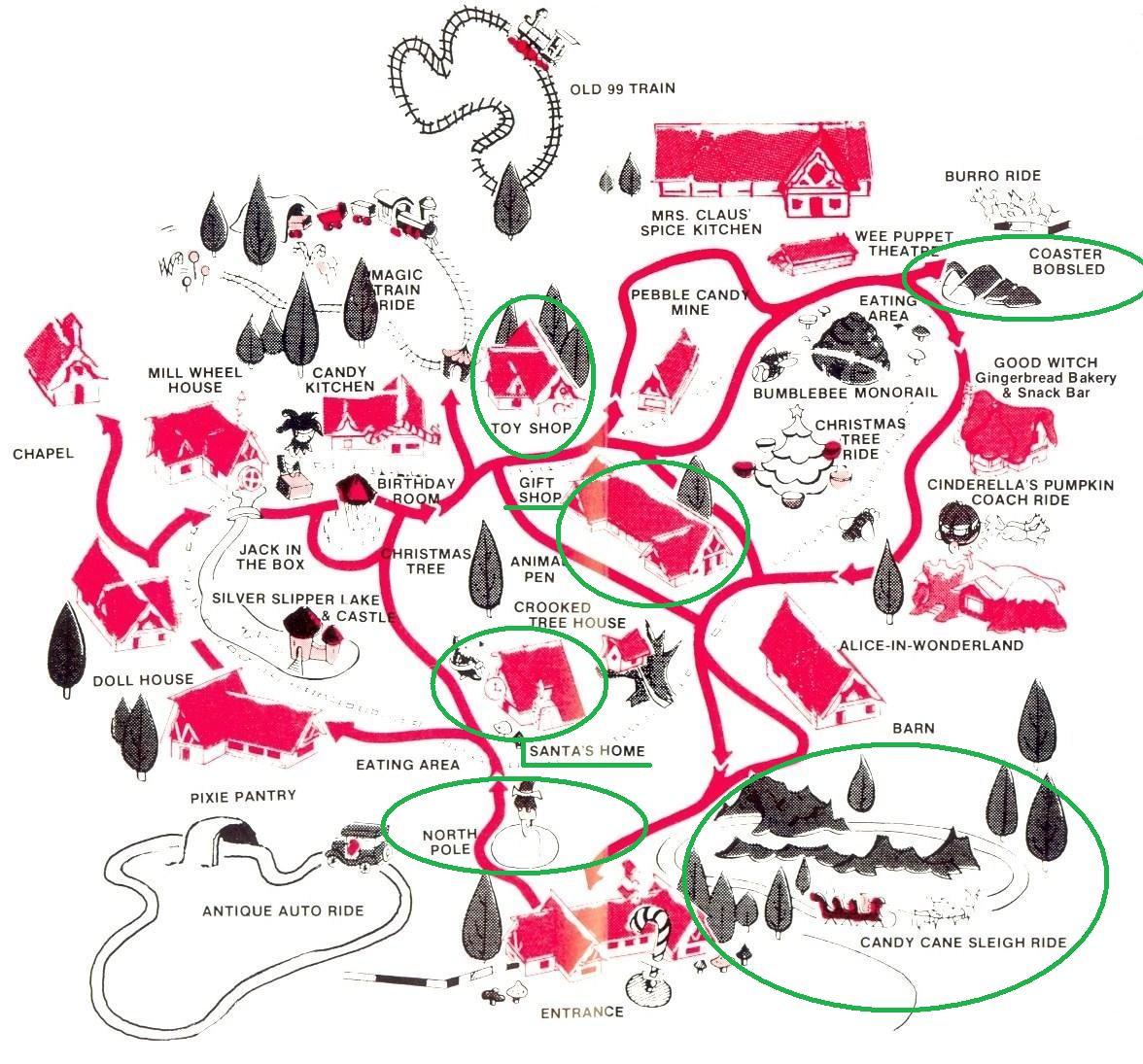 Meet The World: Santa\'s Village: Part 8 - Miscellaneous Images ...