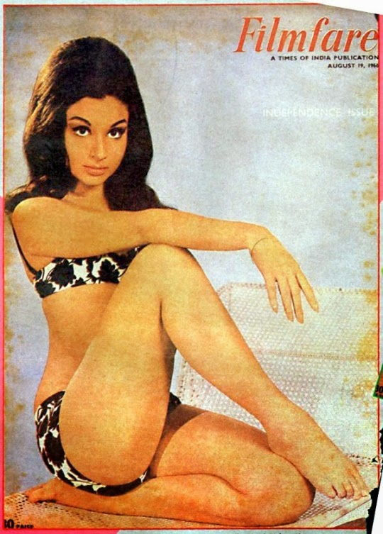 sharmila tagore bikini photo