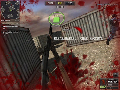 1 Hit SG 28 Juni 2011 (Black AFT v2.1) Point Blank Cheat