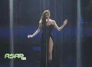 anne curtis wet look  ASAP 2013 scandal issue