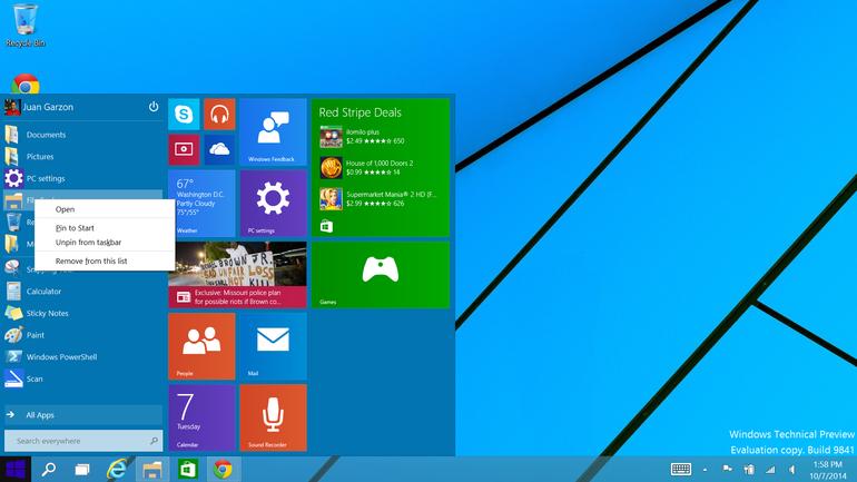 5 Fakta Tentang Windows 10