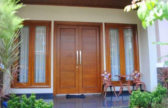 gambar desain kusen pintu - photo #44