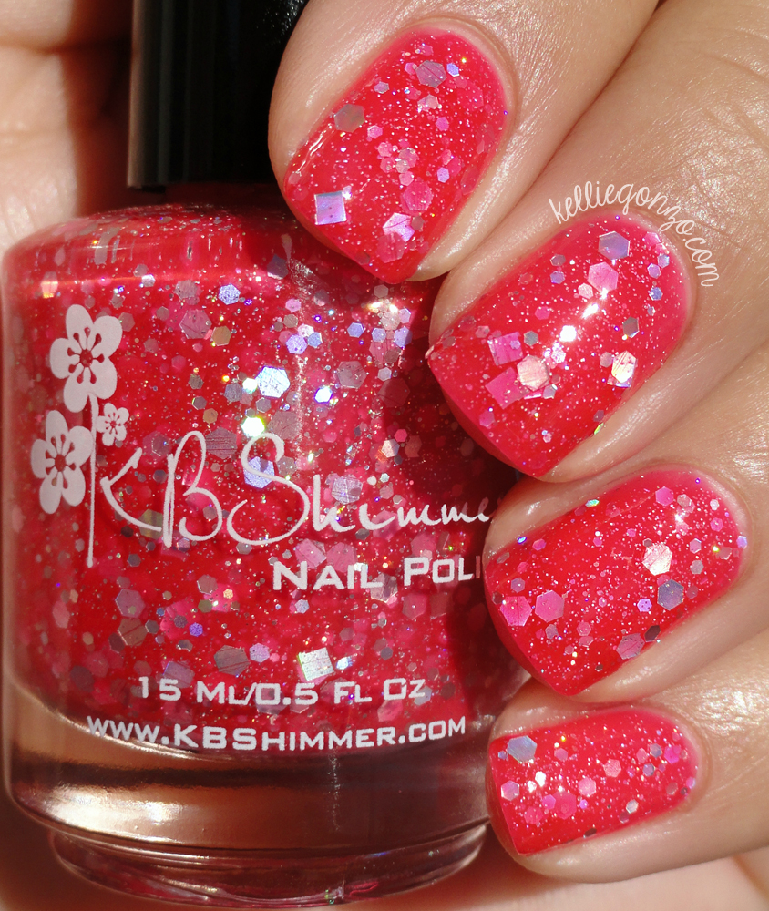 KBShimmer Belle of the Mall