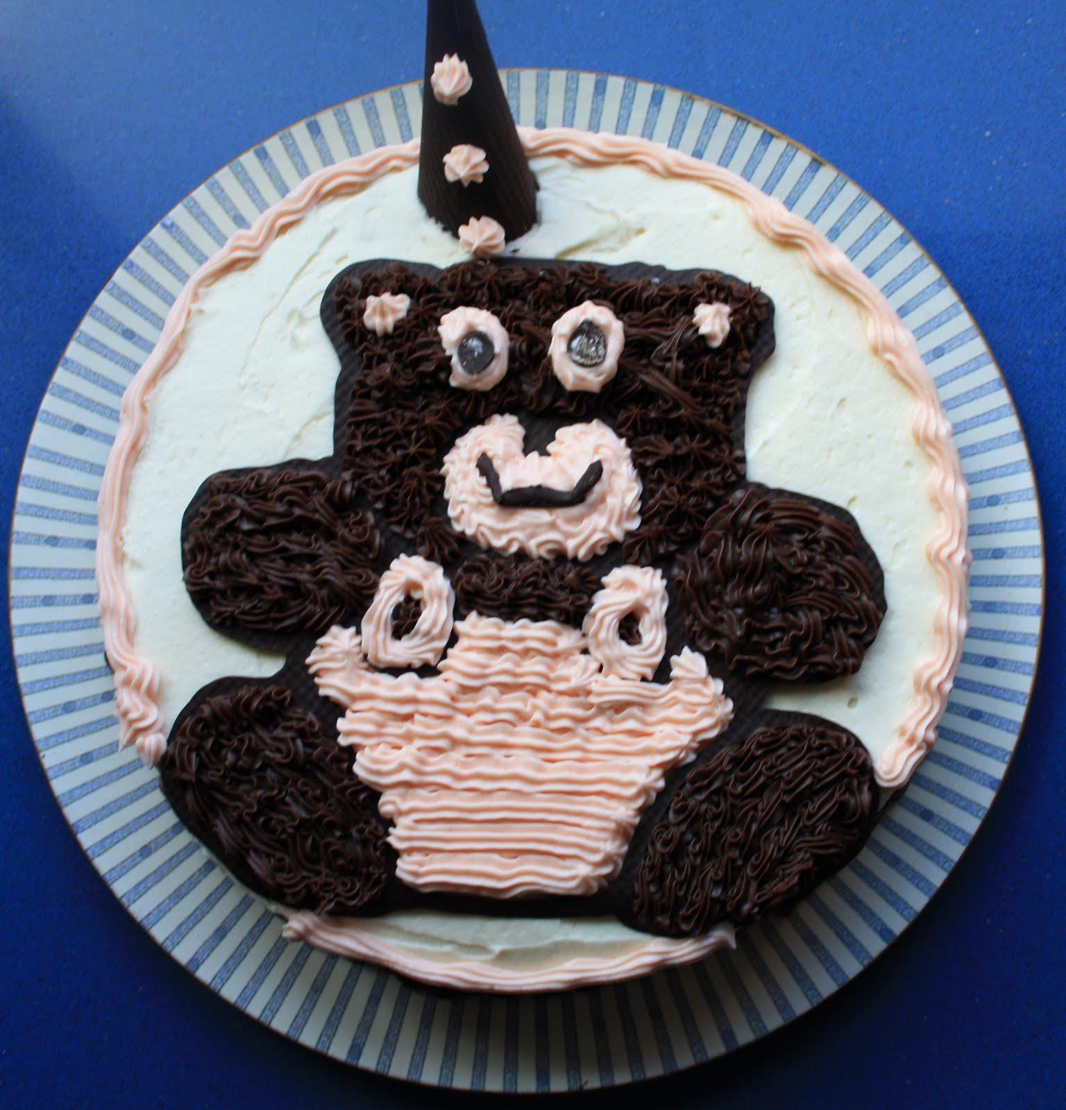 Mis tartas la creme de la creme for Tortas decoradas faciles
