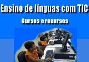 Ensino de línguas com TIC