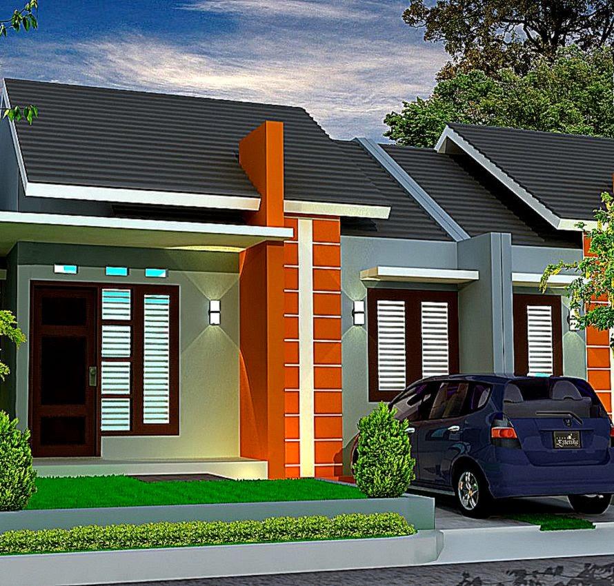Rumah Minimalis Gambar Rumah Minimalis Ukuran 5x8 Desain Rumah