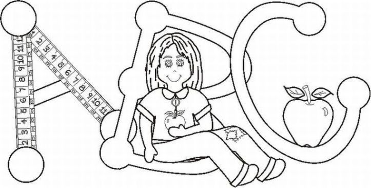 s coloring pages for preschoolers - photo #50