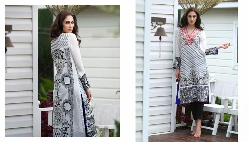 Latest designer kurtis collection