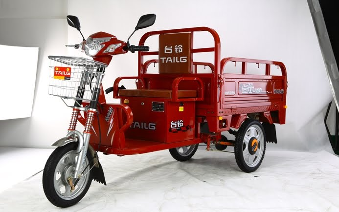 Triciclo Electrico Carga $699.900