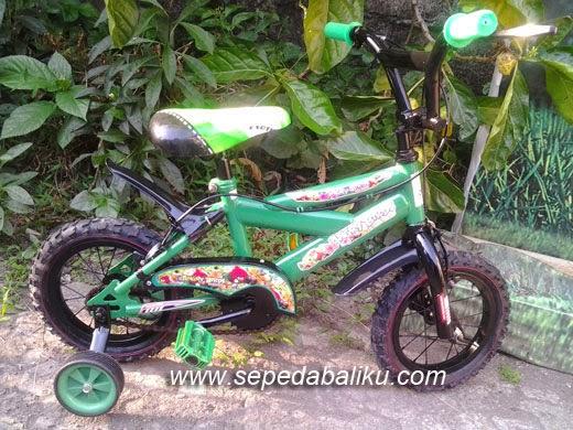 sepeda bekas bali
