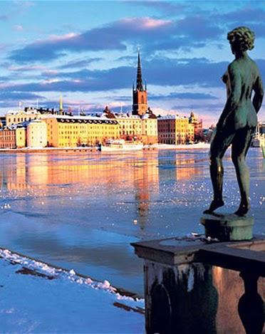 Stockholm , Sweden: