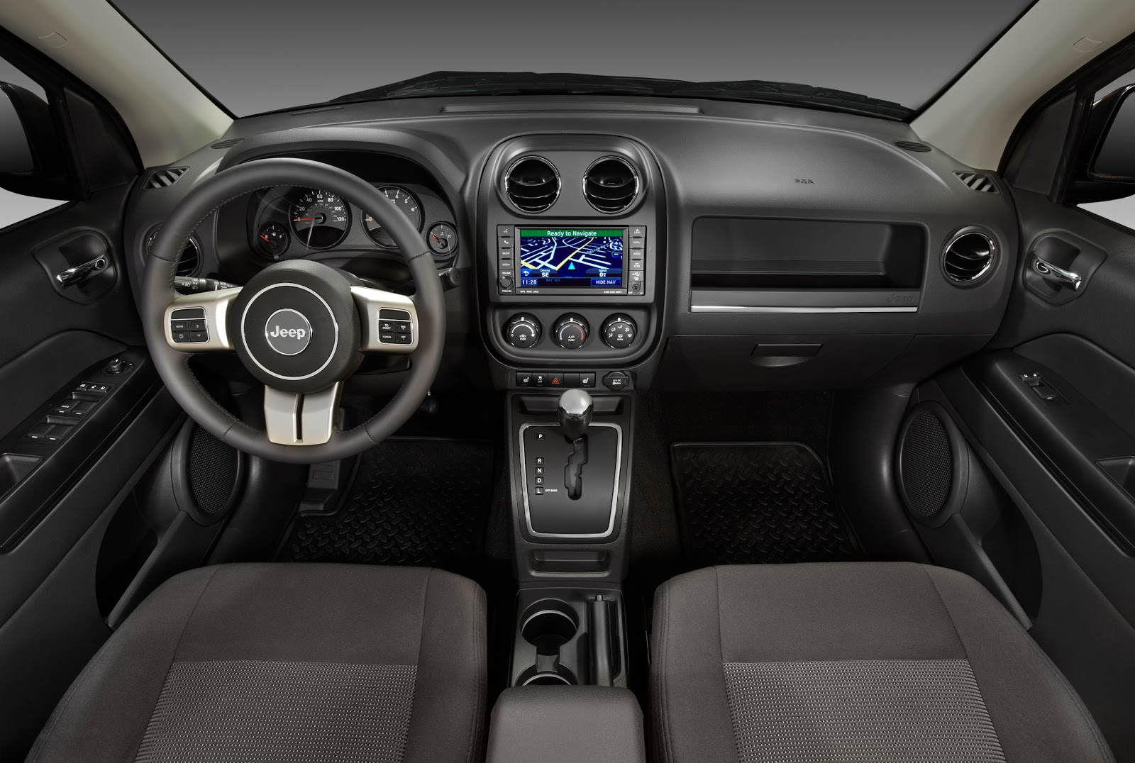 New Car Review 2012 Jeep Compass Latitude 4X4