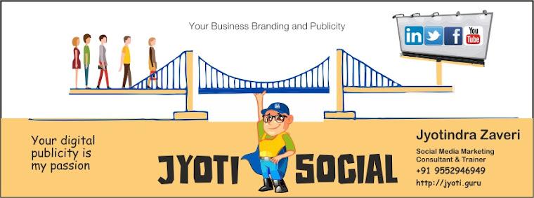 Social Media Marketing Blog by Jyoti