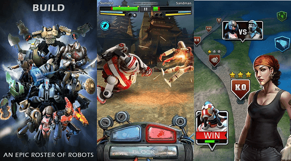 Download Iron Kill Real Robot Boxing v1.5.97 Mod Apk (Mega Mod)