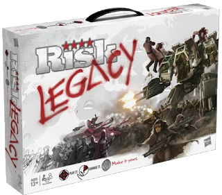 Risk Legacy - Anteprima