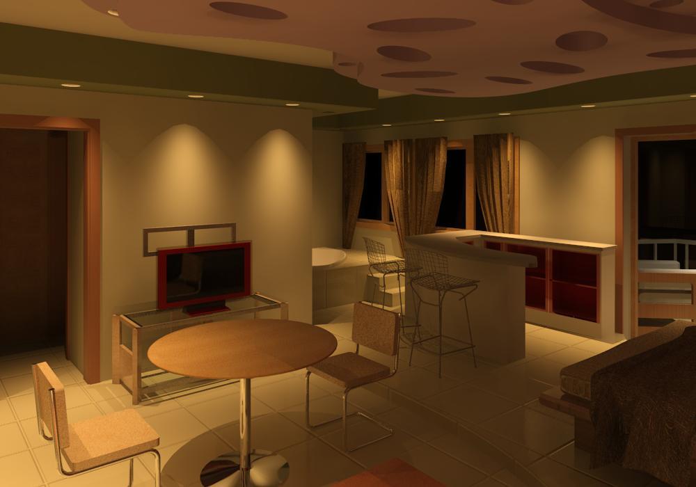 Interiores 3 - Iluminacion decorativa interiores ...
