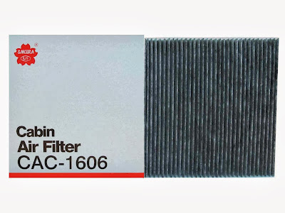 Cabin Air Filter - Filter AC Honda CRV, Civic, Odyssey, Elysion