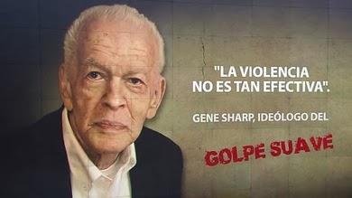 """Los Pasos del """"Golpe Suave"""" de Gene Sharp"""