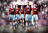 jual online baju bola terpercaya lokasi di jakarta Jersey Burnley FC  2015/2016