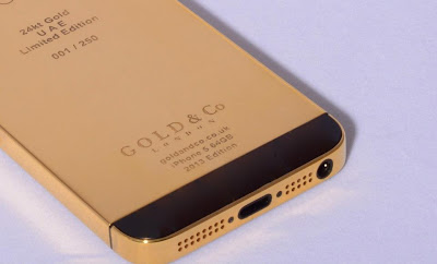 images of Gold Iphone
