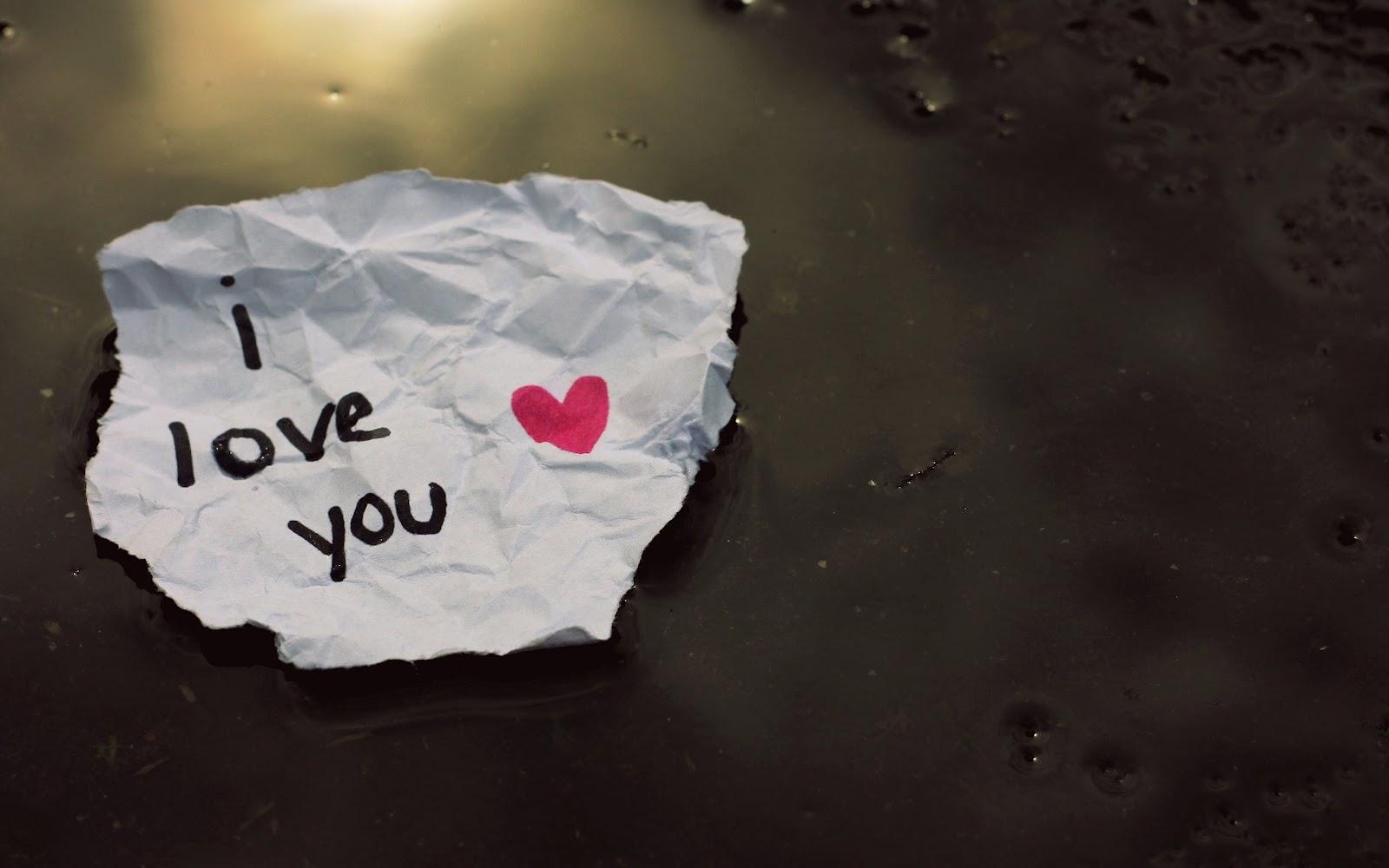 Always love yourself: Ik hou van jou...