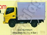 BOX ALUMUNIUM MITSUBISHI FE 71
