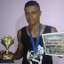 Lutador de Kick Boxe Sérgio Araújo sai vitorioso em luta e busca incentivos para difundir o esporte na cidade
