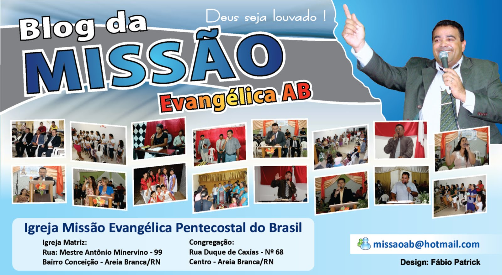 Blog da MISSÃO EVANGÉLICA