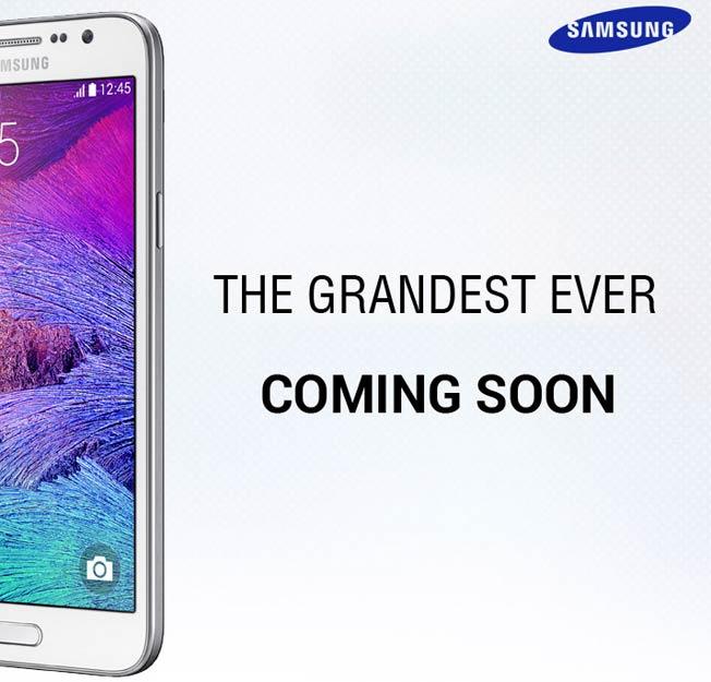 Samsung Galaxy Grand 3 Segera Diumumkan