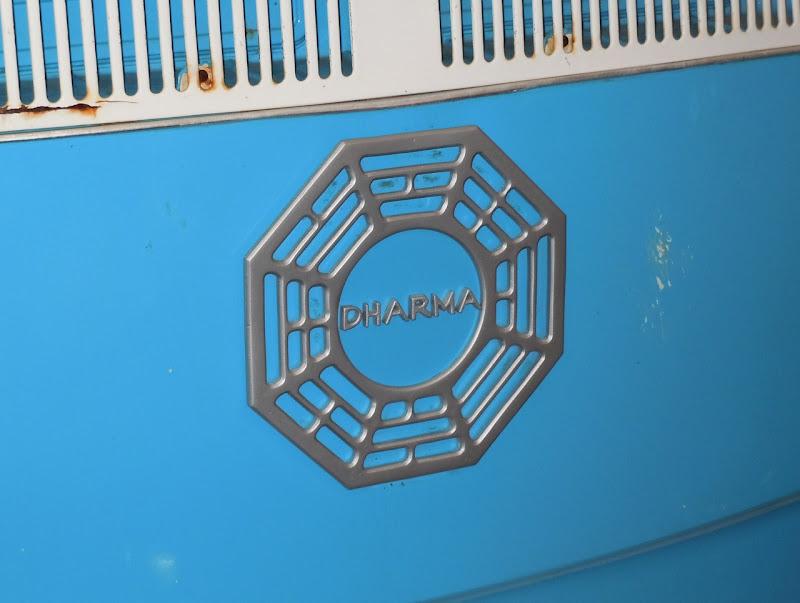 LOST Dharma logo