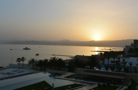 The Kempinski en Aqaba