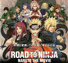 Download Naruto The Movie 6 - Road to Ninja