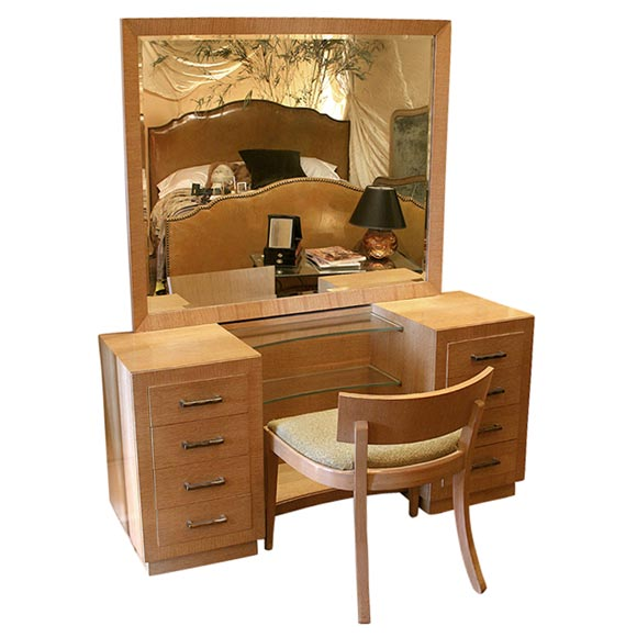 Modern dressing table designs an interior design for Innovative table designs