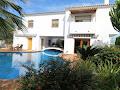 Unique Villa in Moraira Just Reduced