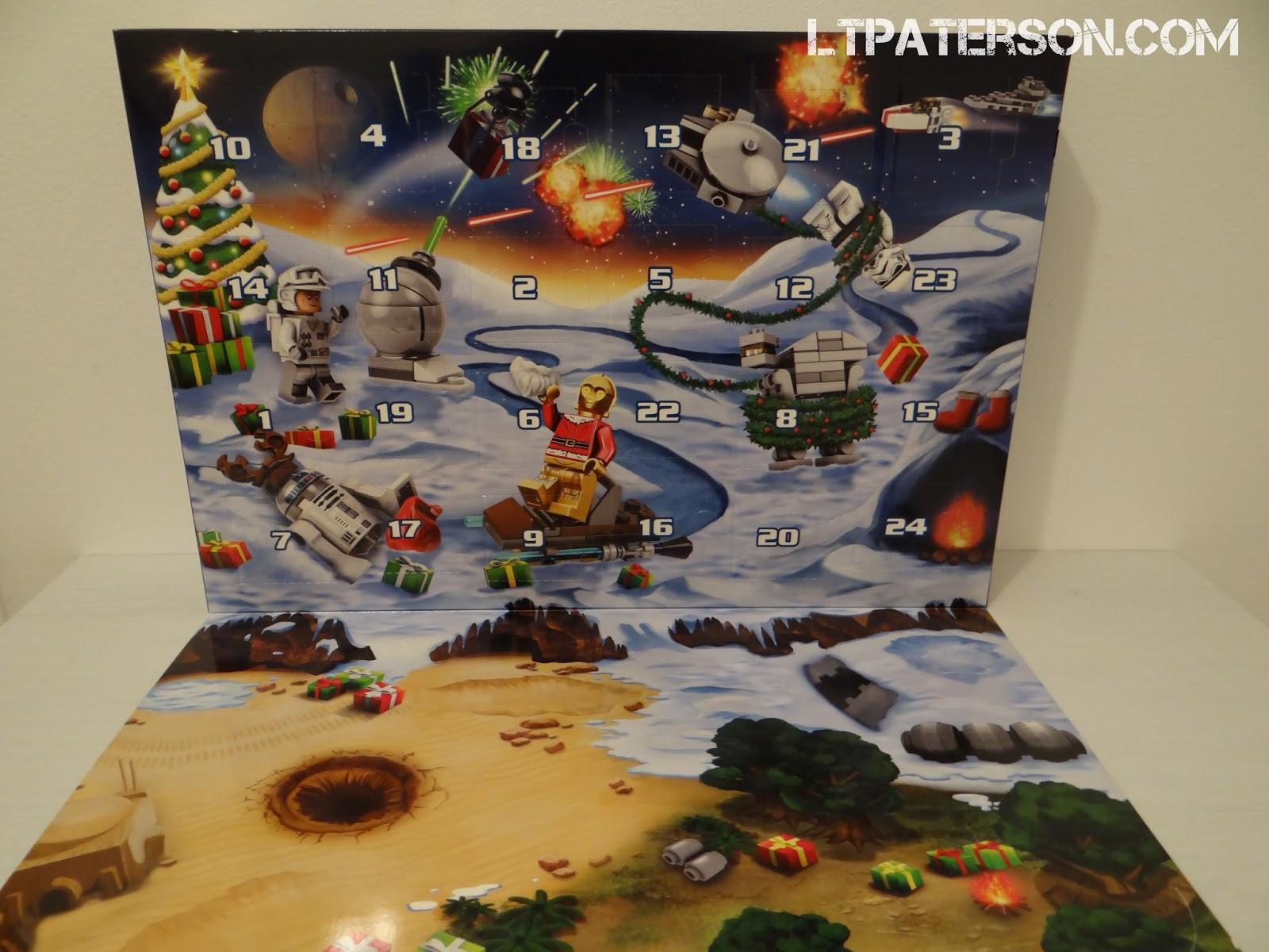 calendrier de l 39 avent lego star wars 2015 jour 1 blog jeux video pc high tech. Black Bedroom Furniture Sets. Home Design Ideas