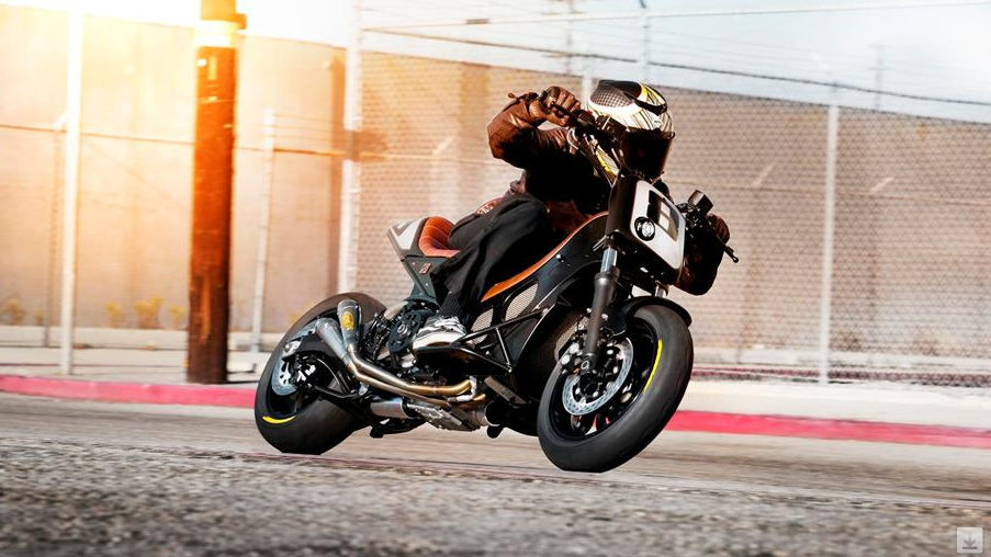 Yamaha TMAX 530cc | Hyper Modified | by Roland Sands design