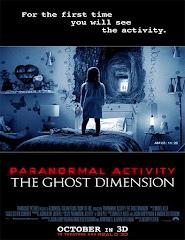 Actividad Paranormal: La Dimensión Fantasma (2015) LATINO /SUBTITULADA CALIDAD HD-R