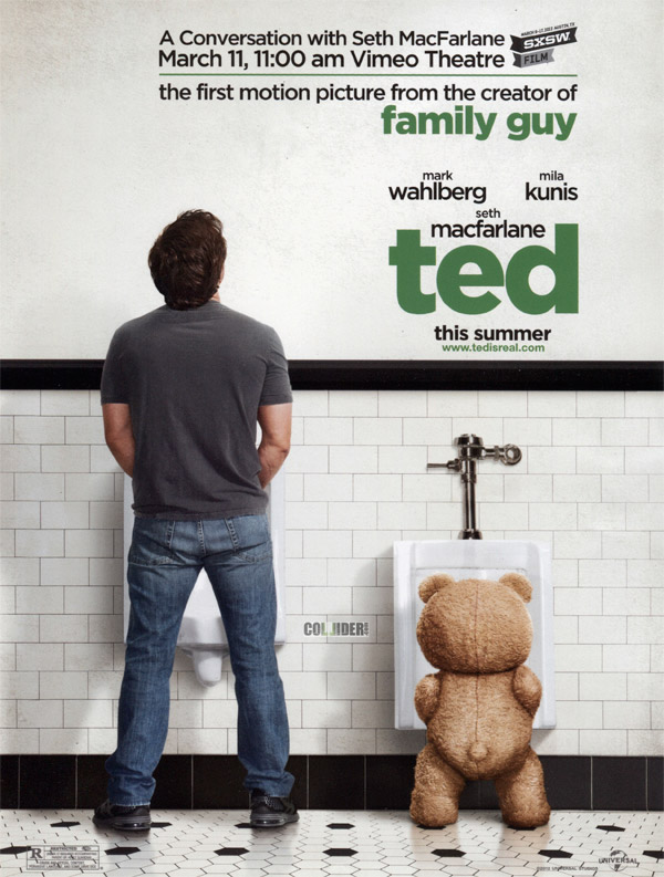 Capa Ted title=