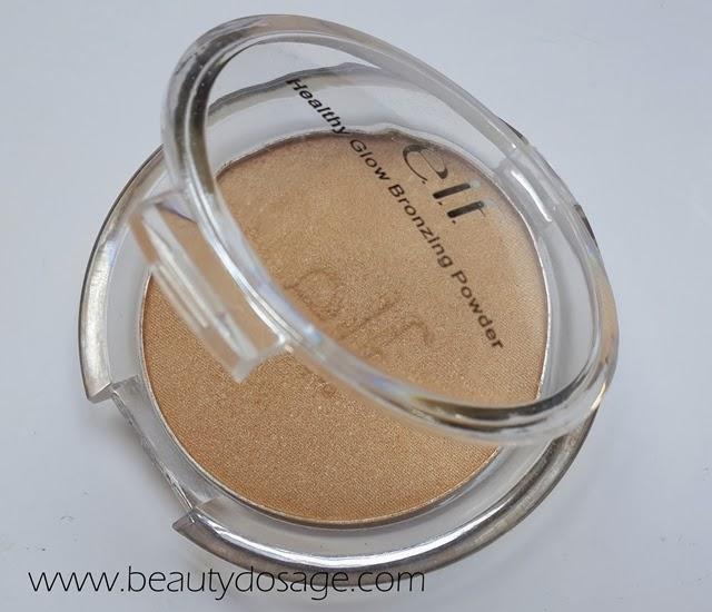 ELF Matte Bronze Healthy Glow Bronzing Powder | LuLu ♥'s ...